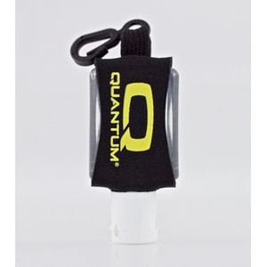 2 oz Sanell brand Hand Sanitizer with a custom leash