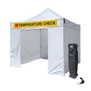 Testing and Screening Tent Kit